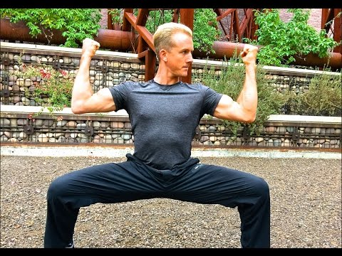 Minute Martial Arts Workout