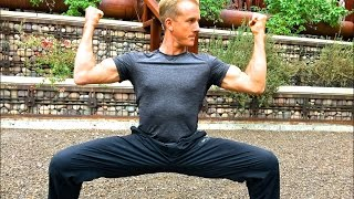 8 Minute Martial Arts Workout - UPPER BODY