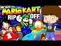 MORE Mario Kart RIP OFFS - ConnerTheWaffle