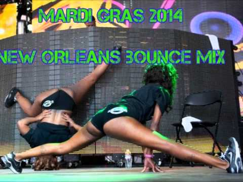 MARDI GRAS 2014 NEW ORLEANS BOUNCE MIX