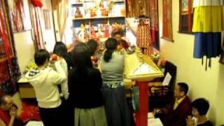 Song of Ganachakra Puja, Rigzin-Dudpa, Guru Rinpoche,  Chanting mantra Guru Rinpoche