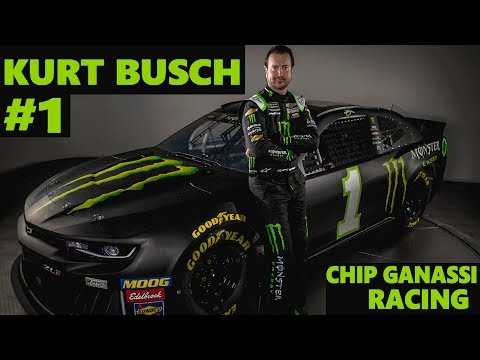 The Pat And Aaron Show - The Hot Lap With Trey Downey Episode 1 : Kurt Busch