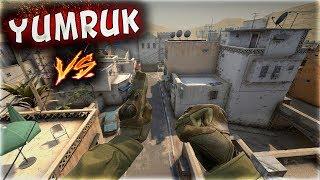YUMRUK VS YUMRUK EFSANE MOD !!! (CS:GO)