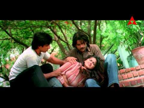 Nagarjuna & Anushka Robbing Bank || Super Movie || Nagarjuna, Ayesha Takia, Anushka