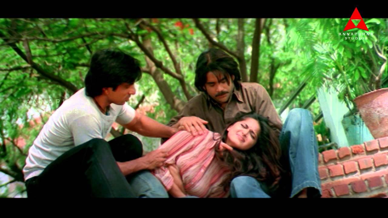Download Nagarjuna & Anushka Robbing Bank || Super Movie || Nagarjuna, Ayesha Takia, Anushka