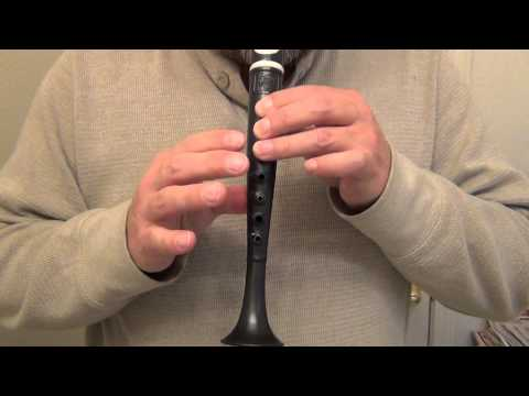 Twinkle Twinkle Little Star - How to Play Flutophone, Recorder, Conn Song Flute