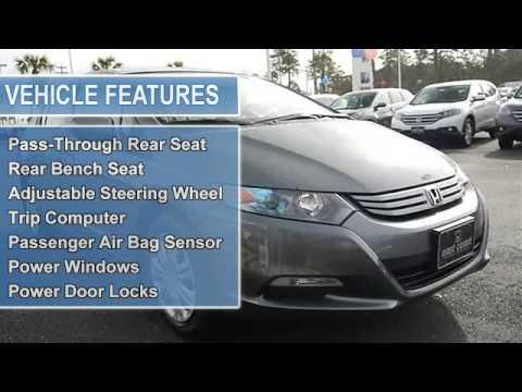 2011 Honda Insight - East Coast Honda Volkswagen - Myrtle Beach, SC