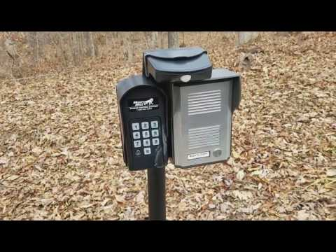 How To Install Mighty Mule Automatic Gate Opener Doovi
