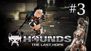 上綫射擊遊戲Hounds TLH 官方網站Cyber Kunoichi http://www.houndsonli...