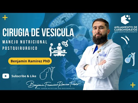 Dieta blanda para personas operadas de vesicula