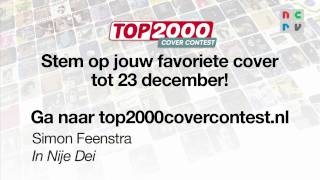 Top 2000 Cover Contest Finalist: Simon Feenstra - In Nije Dei