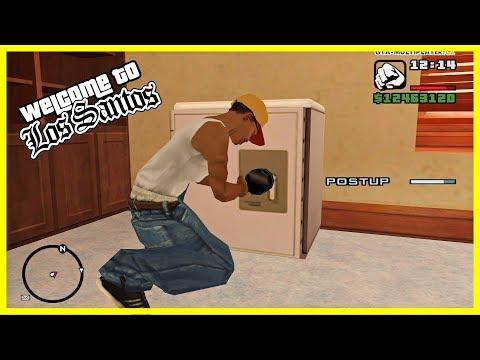PŘIPRAVUJU HEIST A VYKRÁDÁM SEJFY NA WTLS! (GTA San Andreas Multiplayer #88)