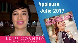 Revista Applause Mary Kay Julio 2017 -  Mi Kit mi Elección