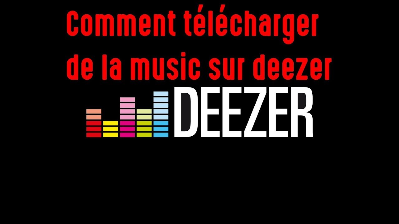 TÉLÉCHARGER DEEZER DOWNLOADER 3.1 JAR