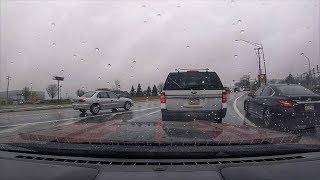 Best Instant Karma On Road Rage Driver