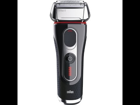 Braun Series 5 5090Cc Electric Foil Shaver For Men Complete Review ... a7fa9c2548