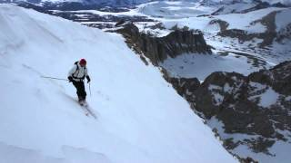 Skiing Mount Whitney