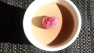 Панна-котта шоколадная | Рецепт на кокосовых сливках