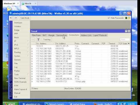MikroTik VPN PPTP (Bangla)
