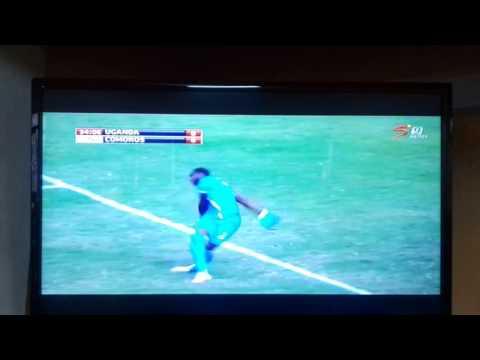 Uganda beats Comoros, qualifies for Nations cup
