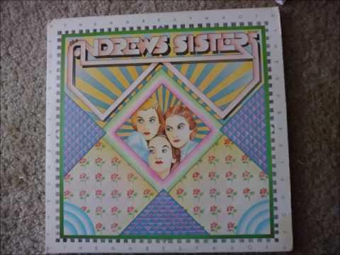 Rhumboogie Andrews Sisters