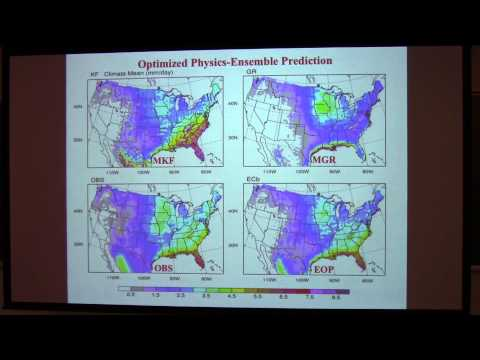 SoMAS / ITPA - Regional Climate-Weather Research and Forecasting Model