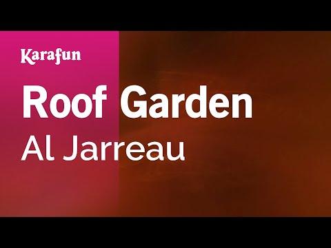 Karaoke Roof Garden - Al Jarreau *