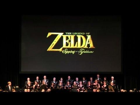 Zelda: Symphony of the Goddesses: Second Quest-Toronto 2013 *FULL CONCERT*