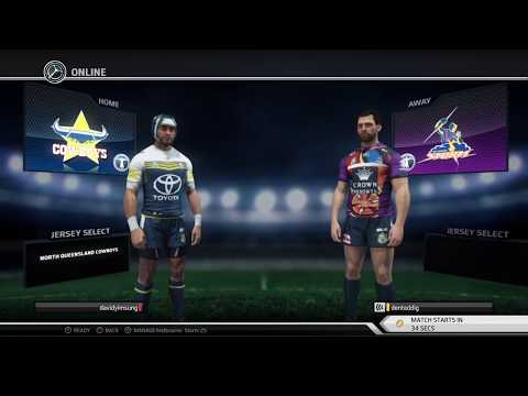 Rugby league live 3 online games