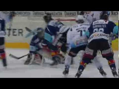 Highlights: Lakers vs HC Fribourg Gottéron