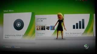 Эмуляция Xbox 1 на Xbox 360 Ninja Gaiden Black