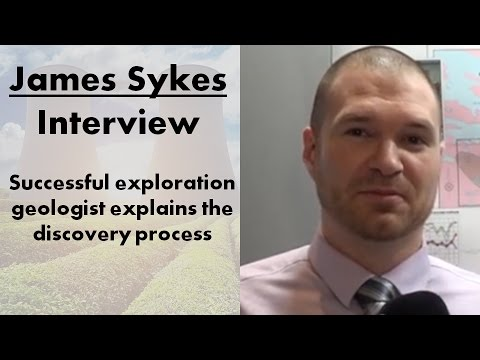James Sykes | Successful Exploration Geologist Explains the Discovery Process