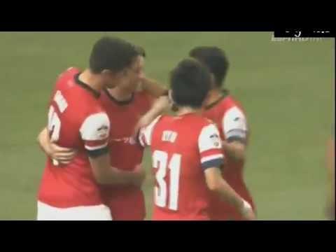 Nagoya Grampus 1-3 Arsenal - All Goals