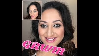 GRWM: Christmas Party Makeup ** B Beautiful by Binita **