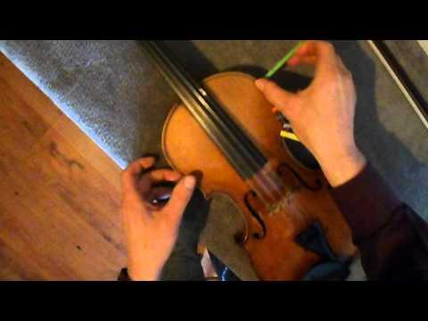 comment jouer des notes justes au violon cours de violon pour d butant. Black Bedroom Furniture Sets. Home Design Ideas