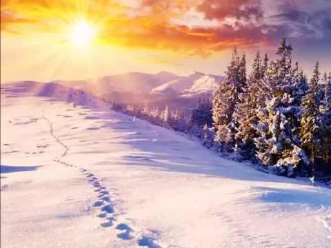 Н.А. Некрасов  Не ветер бушует над бором из поэмы Мороз красный нос