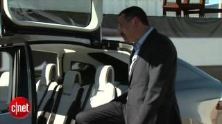 Tesla Model X 2012 Videos