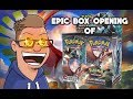 Burning Shadows Booster Box - Pokemon TCG