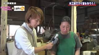 茨城放送 スクーピーレポート 放送日(2015年6月16日11時02分~) レポー...