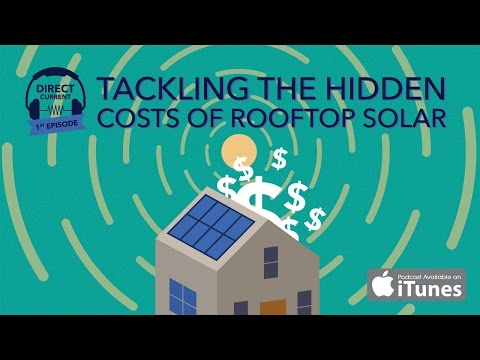 Episode 1: Tackling the Hidden Costs of Rooftop Solar (Direct Current: An Energy.Gov Podcast)