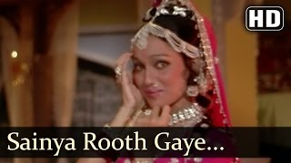 Sainya Rooth Gaye - Mujra - Asha Parekh - Main Tulsi Tere Aangan Ki - Bollywood Classic Songs