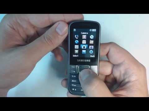 Samsung Utica E2250 factory reset
