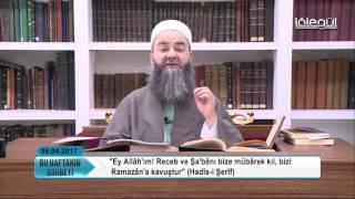 6 Nisan 2017 Tarihli Bu Haftanın Sohbeti - Cübbeli Ahmet Hocaefendi Lâlegül TV