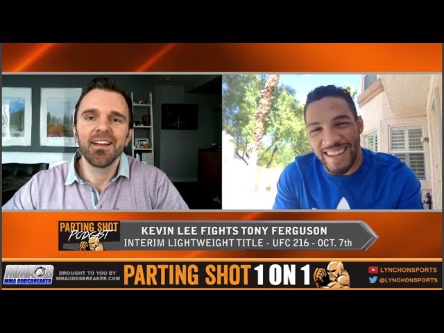 UFC 216's Kevin Lee talks Tony Ferguson title fight, training with GSP and Canelo/GGG Draw