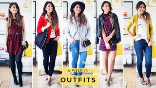 My Week In Outfits | Mimi Ikonn Thumbnail