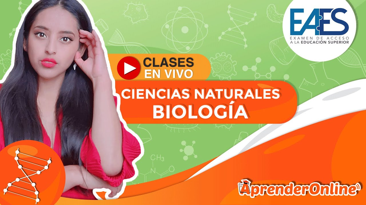 Examen EAES | Clase de Química | CURSO GRATUITO |🔴 Live (T2/C2)