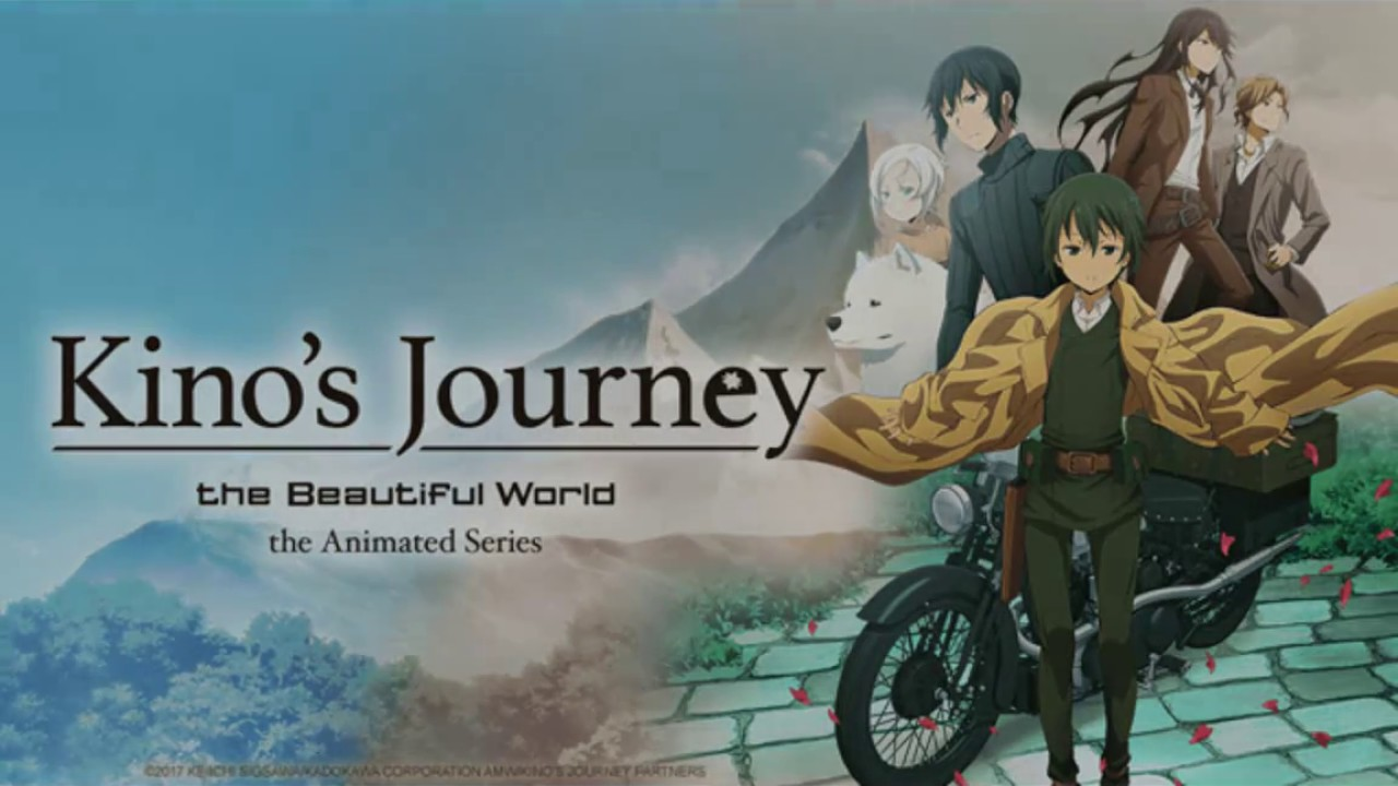 Image result for kino's journey 2017