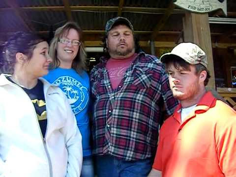 P'MAWS BAIT SHACK  SWAMP'D! WILL AIR FRIDAY APRIL 12TH 8 PM