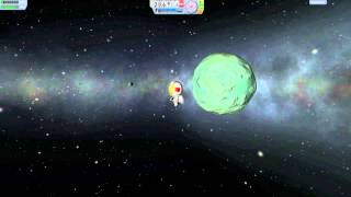 Kerbal Space Program - Minmus & Back With Less than 2 Ton Launch Vehicle