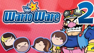 Warioware Inc.: Turtle Power! - PART 2 - Grumpcade